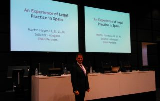 DSBA Conference Madrid September 2014